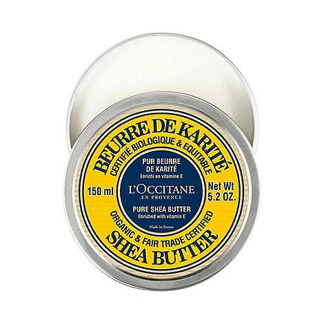 L+Occitane en Provence - Organic Pure Shea Butter 150ml