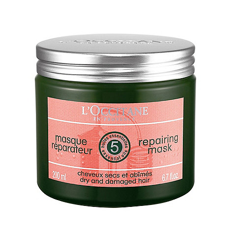 L+Occitane en Provence - +Repairing+ hair mask 200ml