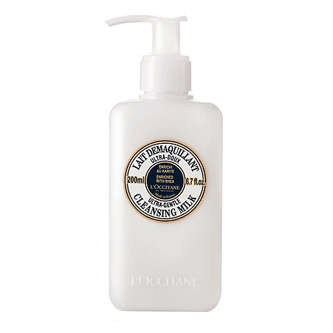 L+Occitane en Provence - +Shea+ cleansing milk 200ml