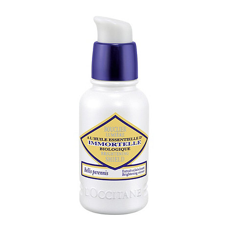 L+Occitane en Provence - Immortelle Brightneing Shield SPF 40 30ml