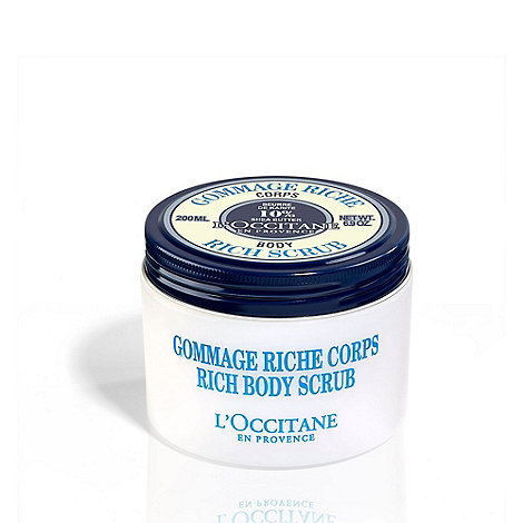 L+Occitane en Provence - Ultra Rich Body Scrub 200ml