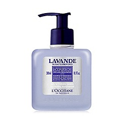 L'Occitane en Provence - 'Lavender' cleansing hand wash 300ml