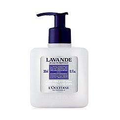 L'Occitane en Provence - Lavender Moisturizing Hand lotion 300ml