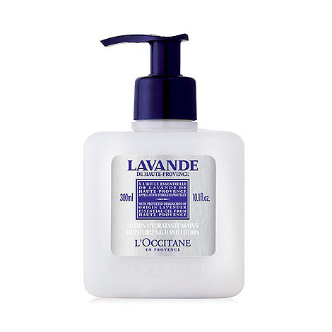 L+Occitane en Provence - Lavender Moisturizing Hand lotion 300ml