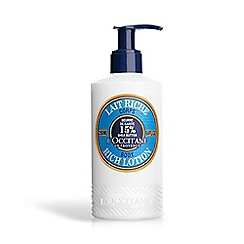 L'Occitane en Provence - Shea Butter Body Lotion 250ml