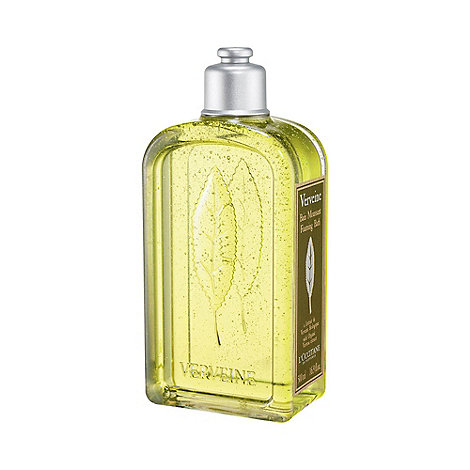 L+Occitane en Provence - +Verbena+ foaming bubble bath 500ml