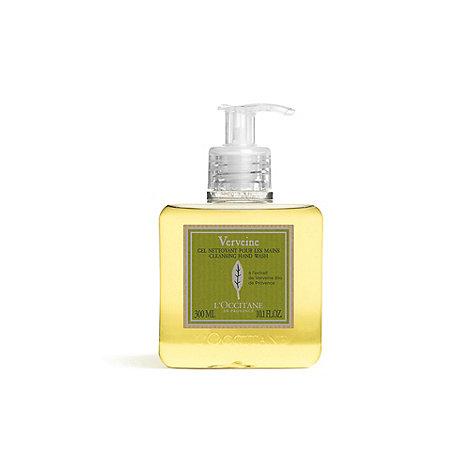 L+Occitane en Provence - +Verbena+ hand wash 300ml