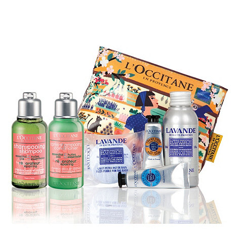 L+Occitane en Provence - My Little Spa Discovery Kit Gift Set