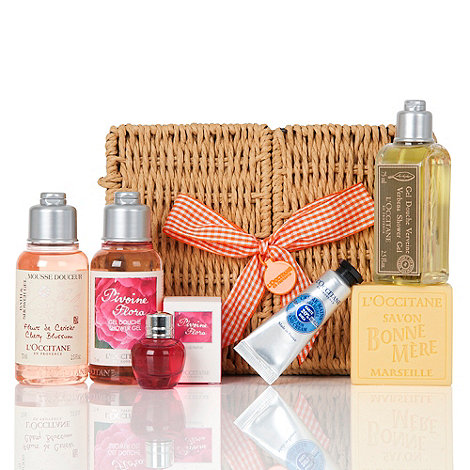 L+Occitane en Provence - Garden Harvest Basket Collection Gift Set