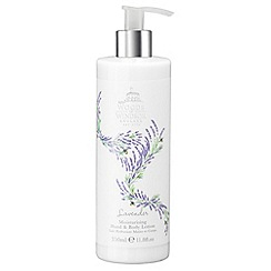 Woods of Windsor - Lavender hand & body lotion 350ml