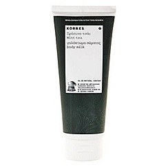Korres - Mint Tea Body Milk 200ml