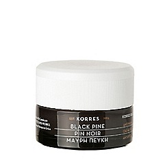 Korres - 'Black Pine' anti wrinkle firming lifing day cream 40ml