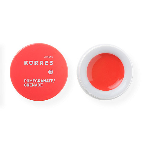 Korres - +Pomegranate+ lip butter 6g