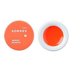 Korres - Mango Lip Butter Pots 6g