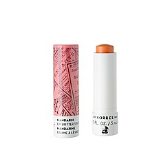 Korres - Mandarin Lip Butter Stick SPF 15 Peach