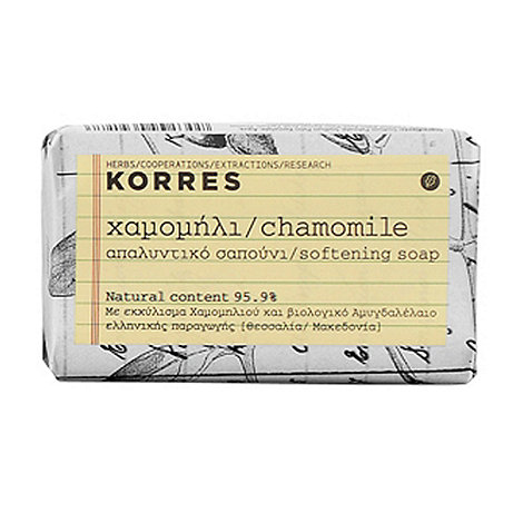 Korres - Chamomile Face and Body Soap 125g