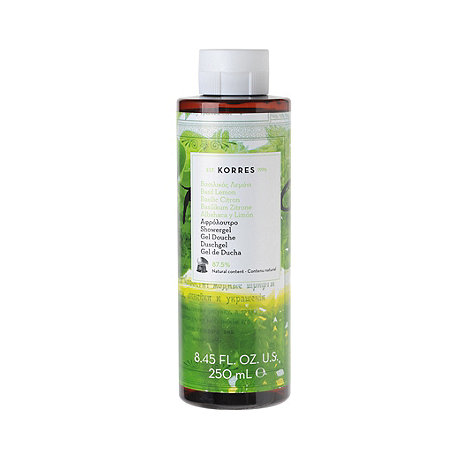 Korres - Basil Lemon Shower Gel 250ml