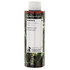 Korres - Mint Tea Shower Gel 250ml
