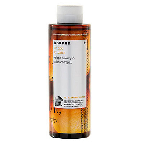Korres - +Citrus+ shower gel 250ml