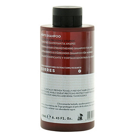 Korres - +Magnesium And Wheat Proteins+ shampoo 250ml