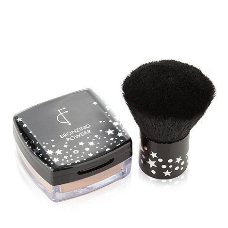 Floozie by Frost French - Bronzing powder and brush