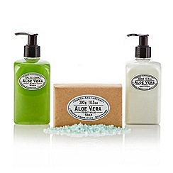 Arran Aromatics - Aloe Vera Apothecary Box Gift Set