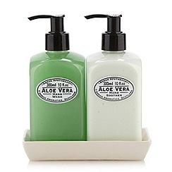 Arran Aromatics - Aloe Vera hand duo