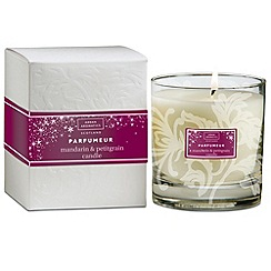 Arran Aromatics - Mandarin & Petit grain 30cl Boxed Candle