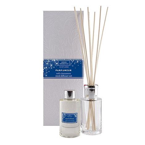 Arran Aromatics - Soft Cinnamon Parfumeur Reed Diffuser