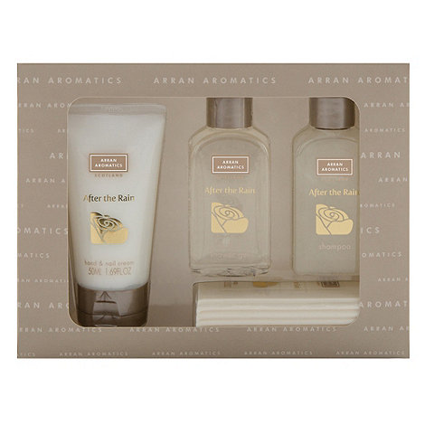 Arran Aromatics - +After The Rain+ hand and body gift set
