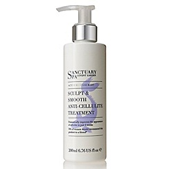 Sanctuary - Sculpt & Smooth Anti-Cellulite Treatment 200ml