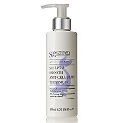 Sanctuary - Sculpt & Smooth Anti-Cellulite Treatment 200ml