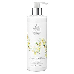 Woods of Windsor - Bergamot & Neroli Moisturising Hand & Body Lotion 350ml