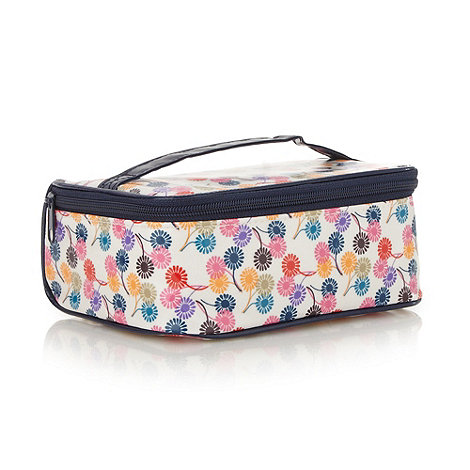 Debenhams - Daisies cosmetics bag