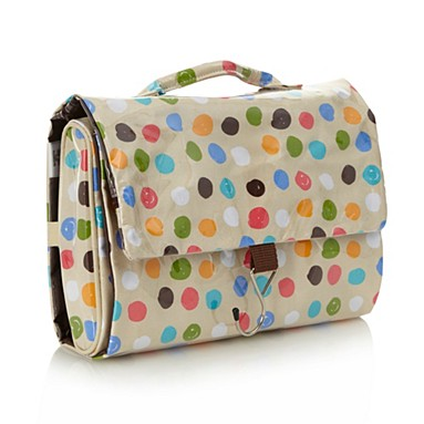 Small spot detachable hanging washbag