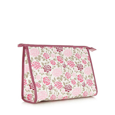 Debenhams - Roses classic wash bag