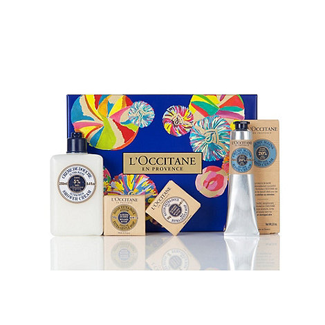 L+Occitane en Provence - Shea Butter collection gift set