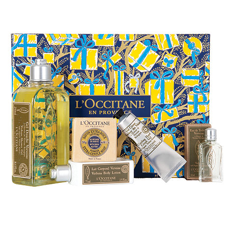 L+Occitane en Provence - Uplifting Verbena Collection Gift Set
