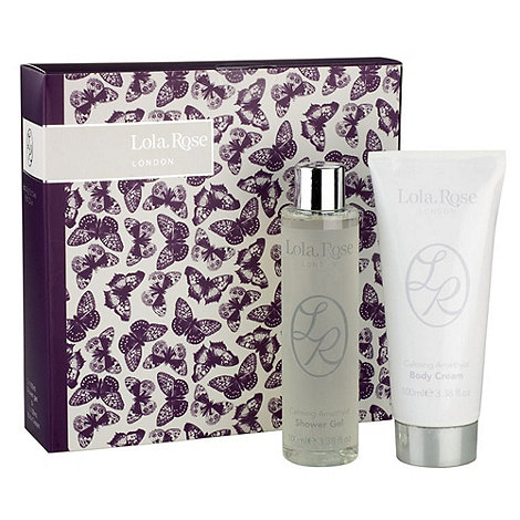 Heathcote & Ivory - Calming Amethyst Lola Rose Bathing Fables Part 1