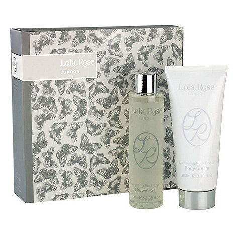 Heathcote & Ivory - +Lola Rose+ bathing fables gift set