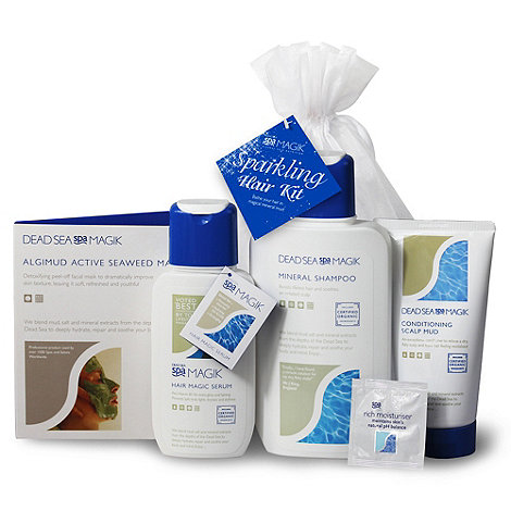 Dead Sea Magik - Sparkling Spa Hair Gift Set