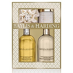 Baylis & Harding - Sweet Mandarin & Grapefruit Perfect Pamper Gift Set
