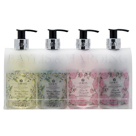 Baylis & Harding - Royal Bouquet 4 piece Gift Set