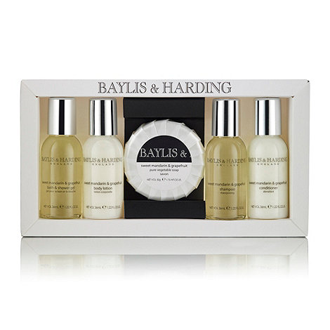 Baylis & Harding - Sweet Mandarin & Grapefruit Mini Gift Set