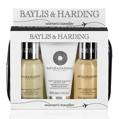 Baylis & Harding - Sweet Mandarin & Grapefruit Travel Bag