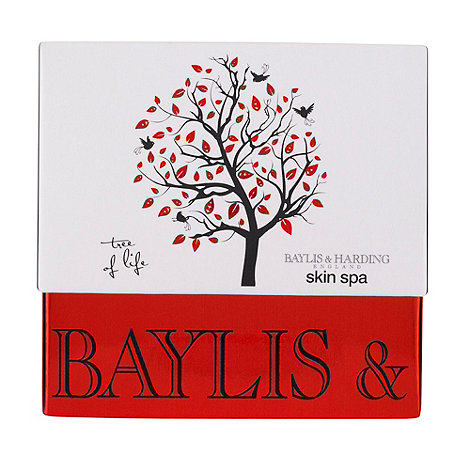 Baylis & Harding - Skin Spa Rose, Ylang Ylang & Patchouli Single Wick Candle