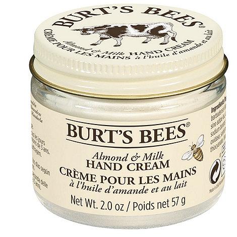 Burt+s bees - +Almond Milk Beeswax+ hand cream 57g