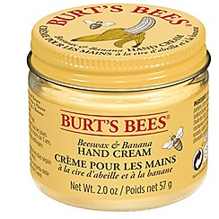Burt's bees - 'Beeswax And Banana' hand cream 57g