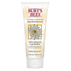 Burt's bees - 'Soap Bark And Chamomile' deep cleansing body cream 170g