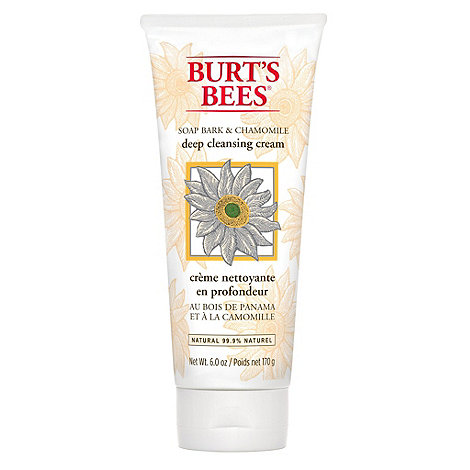 Burt+s bees - +Soap Bark And Chamomile+ deep cleansing body cream 170g